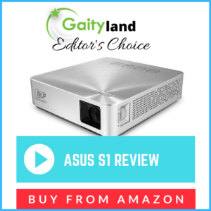 Asus S1 – The Portable Pocket Projector – 2021 Review