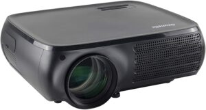 Gzunelic 7000 Lumens Android Wi-Fi Bluetooth Projector-G8W